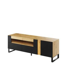 image-Mono MN-03 TV Cabinet 150cm - Oak Evoke 150cm
