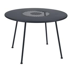 image-Fermob - Lorette Garden Table - 110cm - Anthracite