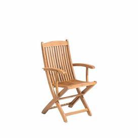 image-Maren Folding Garden Chair Dakota Fields