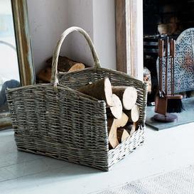 image-Willow Log Basket
