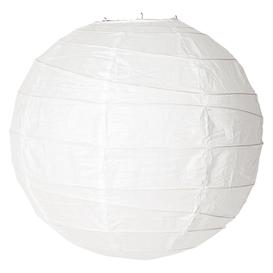 image-Boule Japonaise Large Paper Easy-To-Fit Ceiling Shade, White