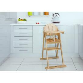 image-Hines Folding Highchair Isabelle & Max