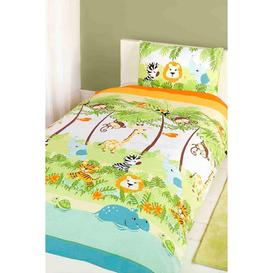 image-Jungle Boogie Duvet Set