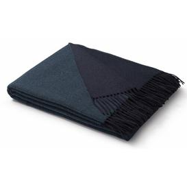 image-Dark Velvet Blanket Biederlack