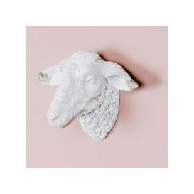 image-Sheep Head Wall Art