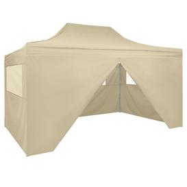 image-Evers 4.5m x 3m Steel Pop-Up Party Tent