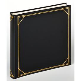 image-Photo Album Marlow Home Co. Colour: Black
