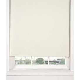 image-Blackout Roller Blind Brambly Cottage Size: 60cm x 165cm, Finish: Cream