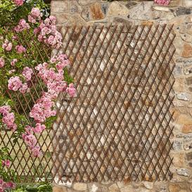image-Cilla Wood Expanding Trellis Sol 72 Outdoor