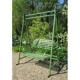 image-Canipe Swing Seat with Stand Brambly Cottage