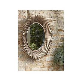 image-Cox & Cox Sunburst Outdoor Mirror