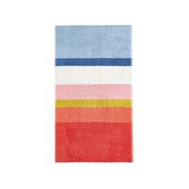image-Joules Halcyon Stripe Hand Towel, Multi