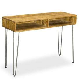 image-Robin Industrial Living Furniture Retro Console Table