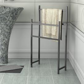 image-Marica Free Standing Towel Rack Symple Stuff