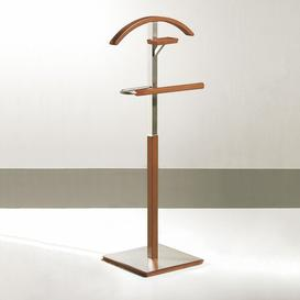 image-Behn Valet Stand Ebern Designs Finish: Walnut