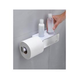 image-Joseph Joseph Toilet Roll Holder with Storage