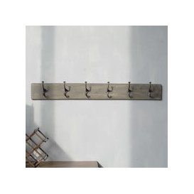 image-Six Hook Coat Holder