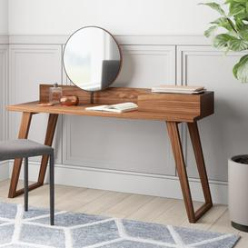 image-Dressing Table with Mirror Angel Cerda