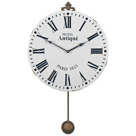 image-Acker Antique Pendulum 44cm Wall Clock Rosalind Wheeler