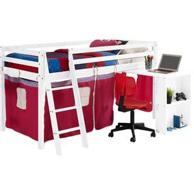 image-Ryan Bunk Bed Tent Isabelle & Max Colour: Pink