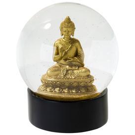 image-Talking Tables Buddha Snow Globe