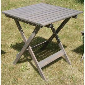 image-Arlott Folding Wooden Bistro Table Sol 72 Outdoor