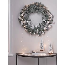 image-Brush Tree Oversized Wreath
