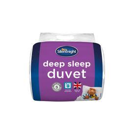 image-Silentnight Deep Sleep 10.5 Tog Duvet, Double