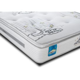image-Aero Gravity Pillow-Top Open Coil Mattress Sareer Size: Double (4'6)