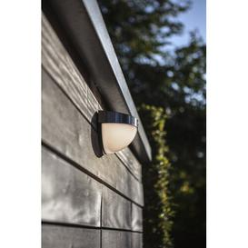 image-Avksenti LED Solar Outdoor Flush Mount with Motion Sensor
