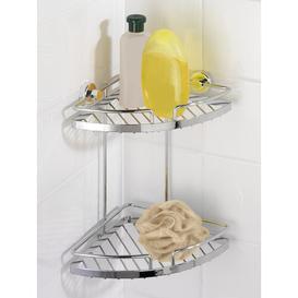 image-Ace Shower Caddy Symple Stuff Size: 31,5cm H x 21cm B x 14,5cm T