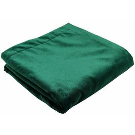 image-Jonah Throw Canora Grey Size: W180 x L254cm , Colour: Emerald Green