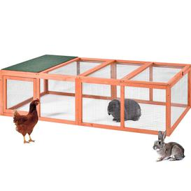 image-Crissman Rabbit Cage