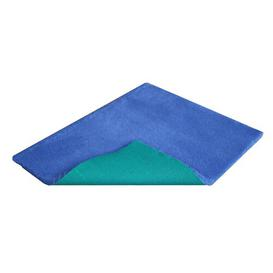 image-Reina Mat Archie & Oscar Size: 3cm H x 45cm W x 37cm D, Colour: Blue