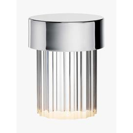 image-Flos Last Order Fluted Rechargeable LED Touch Table Lamp