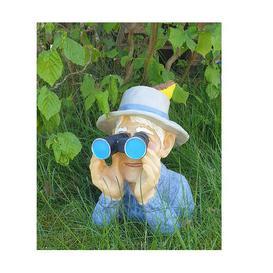 image-Wilbury Peeping Tom with Binoculars Grandpa Paschulke Garden Decoration Sol 72 Outdoor