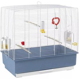 image-Constance Top Bird Cage with Removable Tray