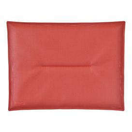 image-Seat cushion - / For Bistro chair by Fermob Red