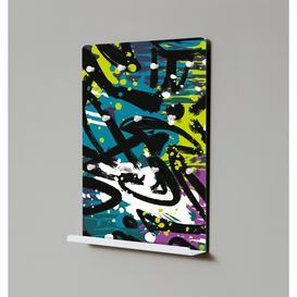 image-Glowe 30 Motiv M120 Graffiti Key Hook