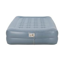 image-Aerobed Sleep Sound Raised Double Inflatable Airbed