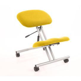 image-Kneeling Chair Symple Stuff Colour: Sunrise