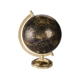 image-Black and Gold Globe