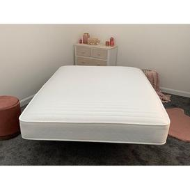 image-Bragdon Open Coil Mattress Symple Stuff Size: Double (4'6)
