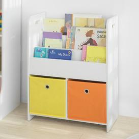 image-Blanca Children's 76cm Bookcase Isabelle & Max