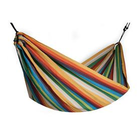 image-Cotton Hammock Freeport Park Colour: Rainbow