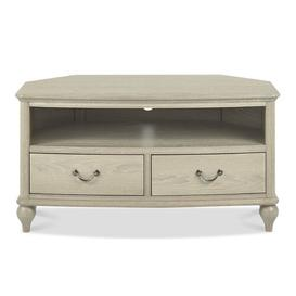 """image-Abbey Glen Corner TV Stand for TVs up to 43\"""" Ophelia & Co."""