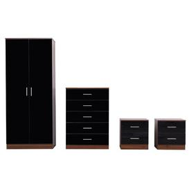 image-Eva 4 Piece Bedroom Set Zipcode Design
