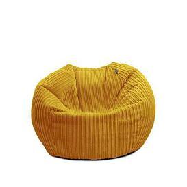 image-Rucomfy Jumbo Cord Mini Slouch Beanbag
