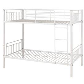 image-Monita Single Bunk Bed Isabelle & Max Colour (Bed Frame): White