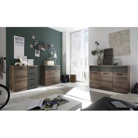 image-Michaels 4 Drawer Combi Chest Williston Forge